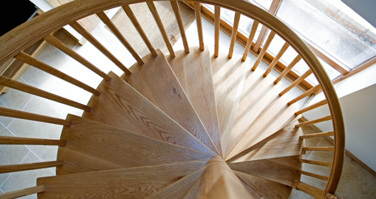 Welcome to Hardwood Spiral Staircases